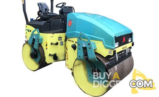 ammann arx-36 roller