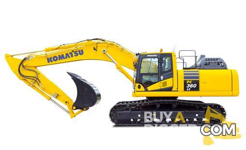 Komatsu PC360 LC-10 Excavator