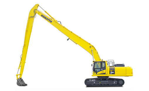Long Reach Excavators for Sale
