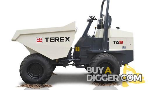 Terex TA9 Dumper