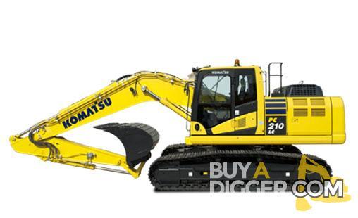 Tracked Excavators for sale