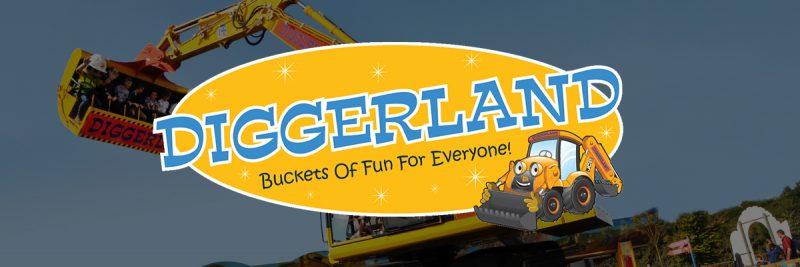 Diggerland Adventure Theme Park Logo