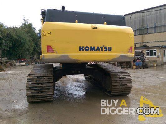 Komatsu PC490 LC-10 - U00329_3