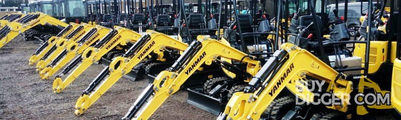 Yanmar Used Construction Machinery