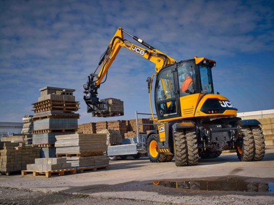 JCB Hydradig - Wheeled Excavator for sale