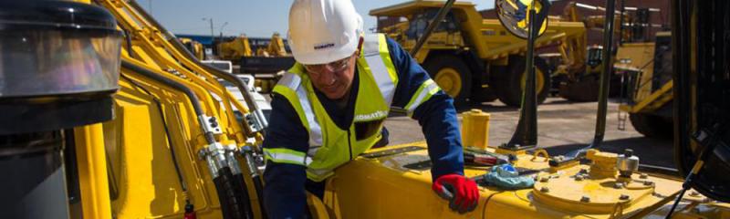 Digger Maintenance