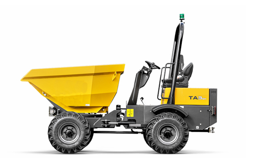 Terex TA3SH Site Dumper