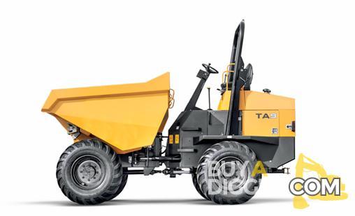 Terex TA9 Site Dumper