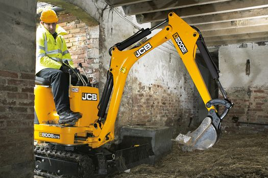 JCB Mini Digger
