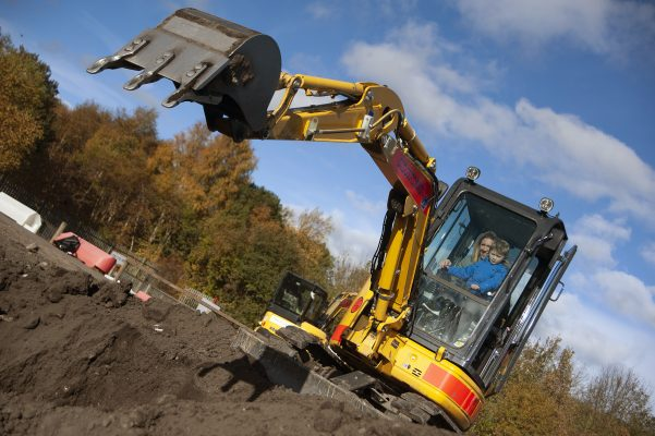 Dirt Diggers - Diggerland attraction