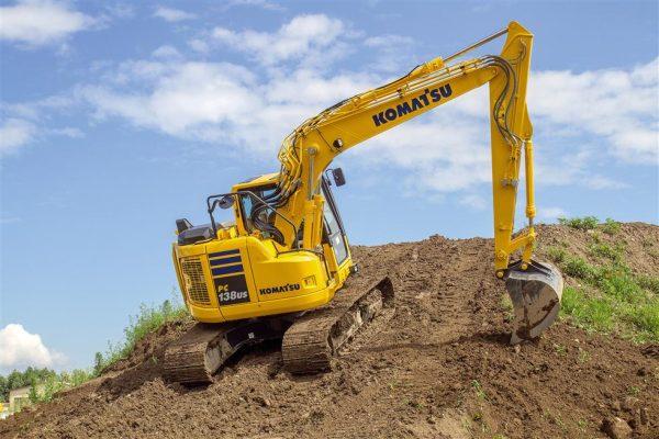 Komatsu PC138 US-10 Excavator