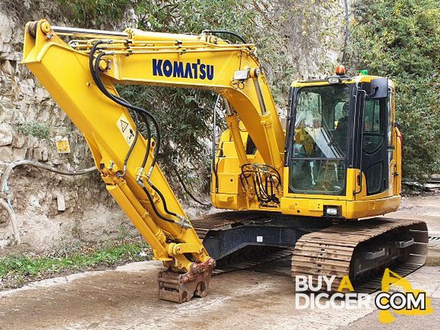 Komatsu PC138 US-10 - U08137_1