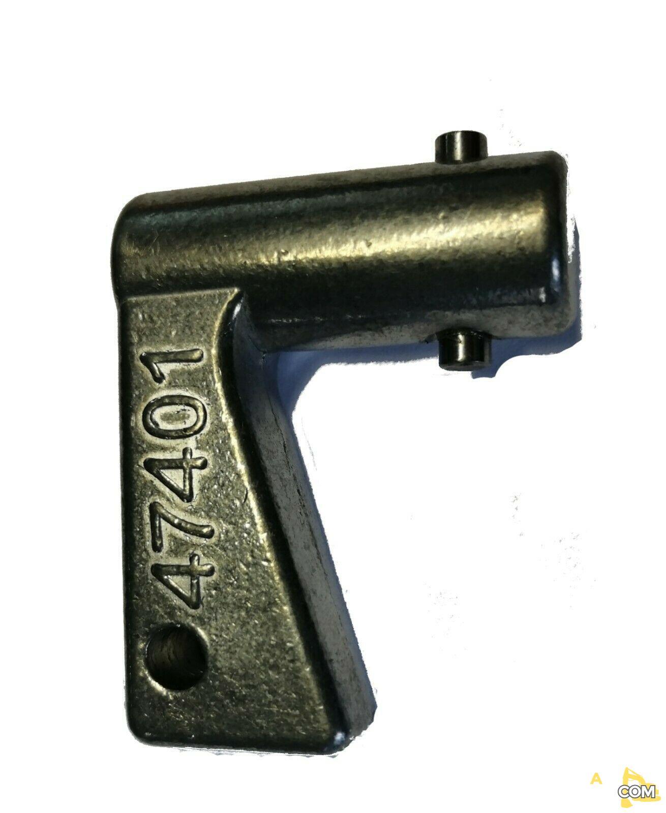 JCB Terex Metal Isolator Key 47401 for JCB Terex 14mm Diameter 4mm Pin
