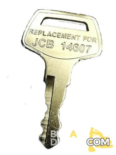 JCB plant Key 14607 - 14707 - 14603 - 14657