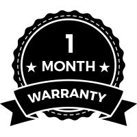 1MONTH warranty