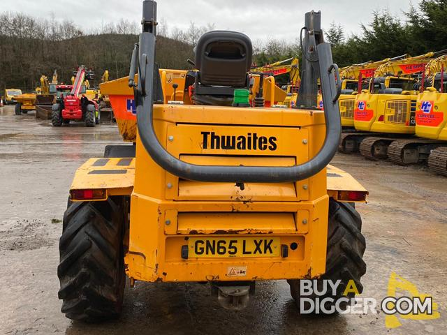 Thwaites 6 ton dumper - D12018_2