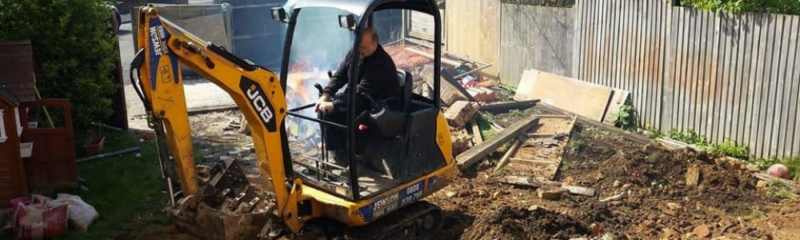 Plant machinery for sale - mini diggers
