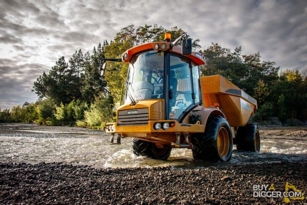 Hydrema Dump Truck