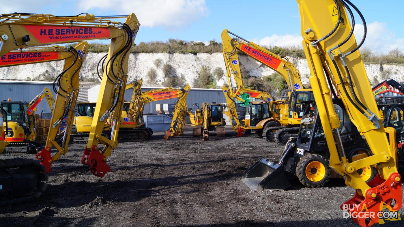 plant machinery for sale at BuyADigger