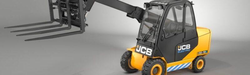 Plant machinery - JCB Teletruk